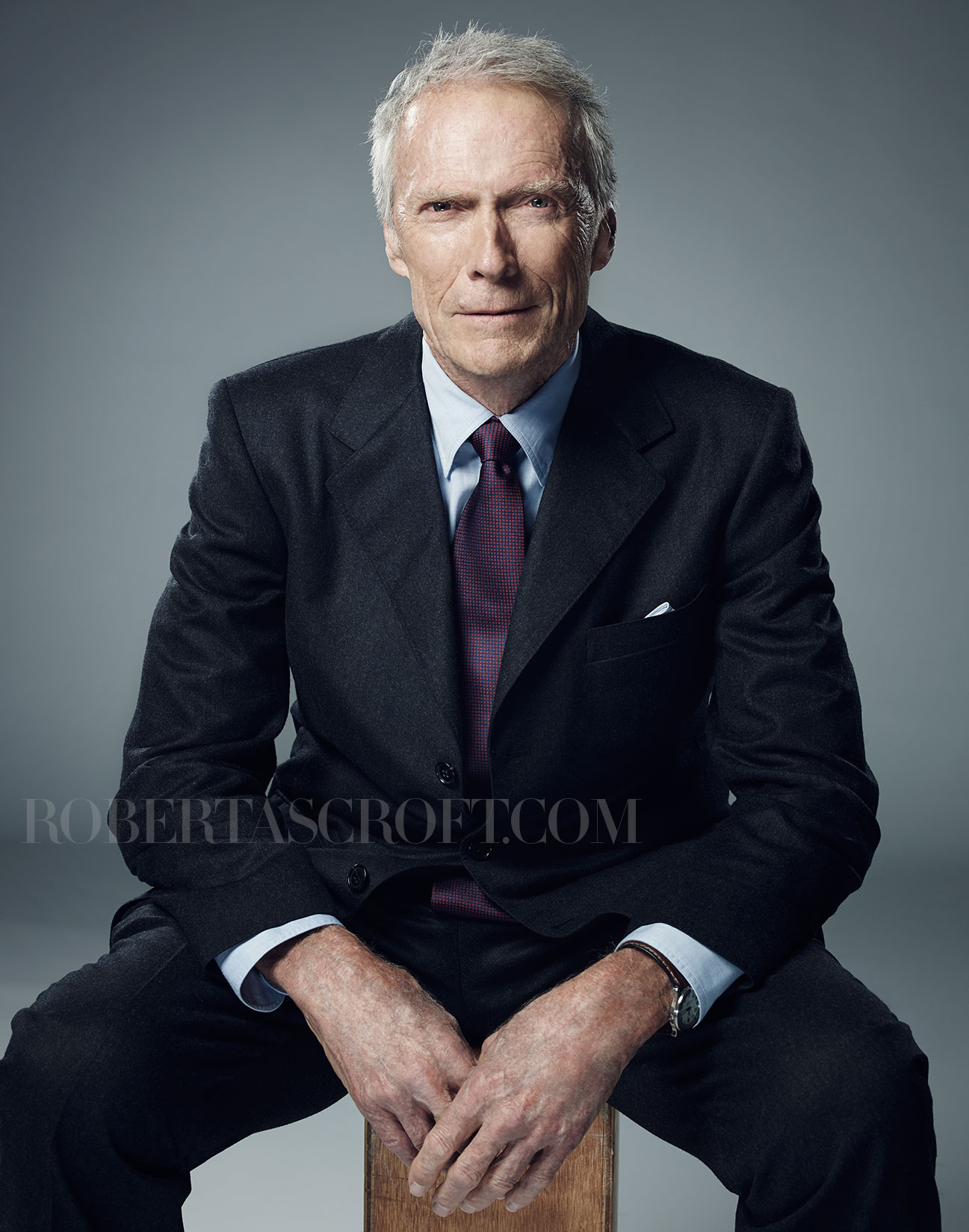 Clint-Eastwood-by-Robert-Ascroft