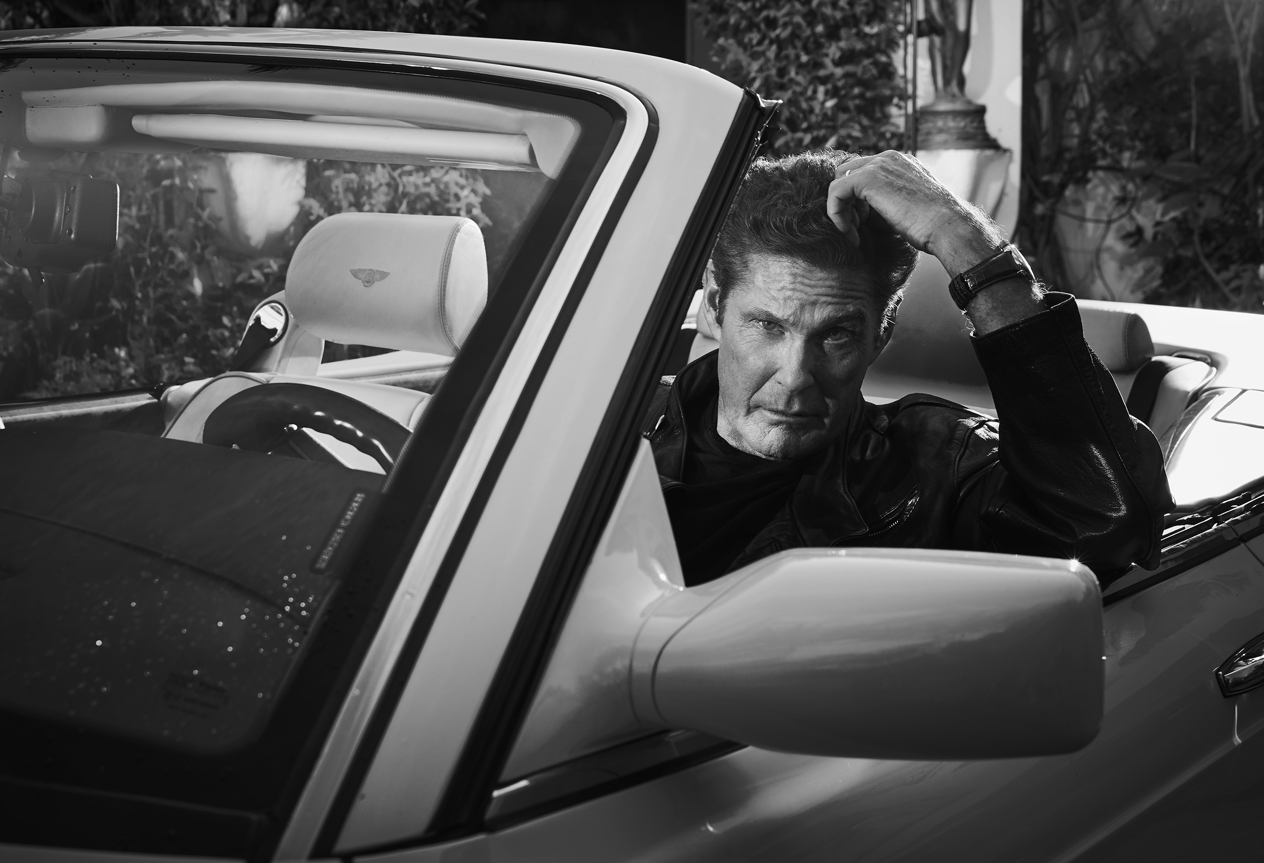 David-Hasselhoff-by-Robert-Ascroft
