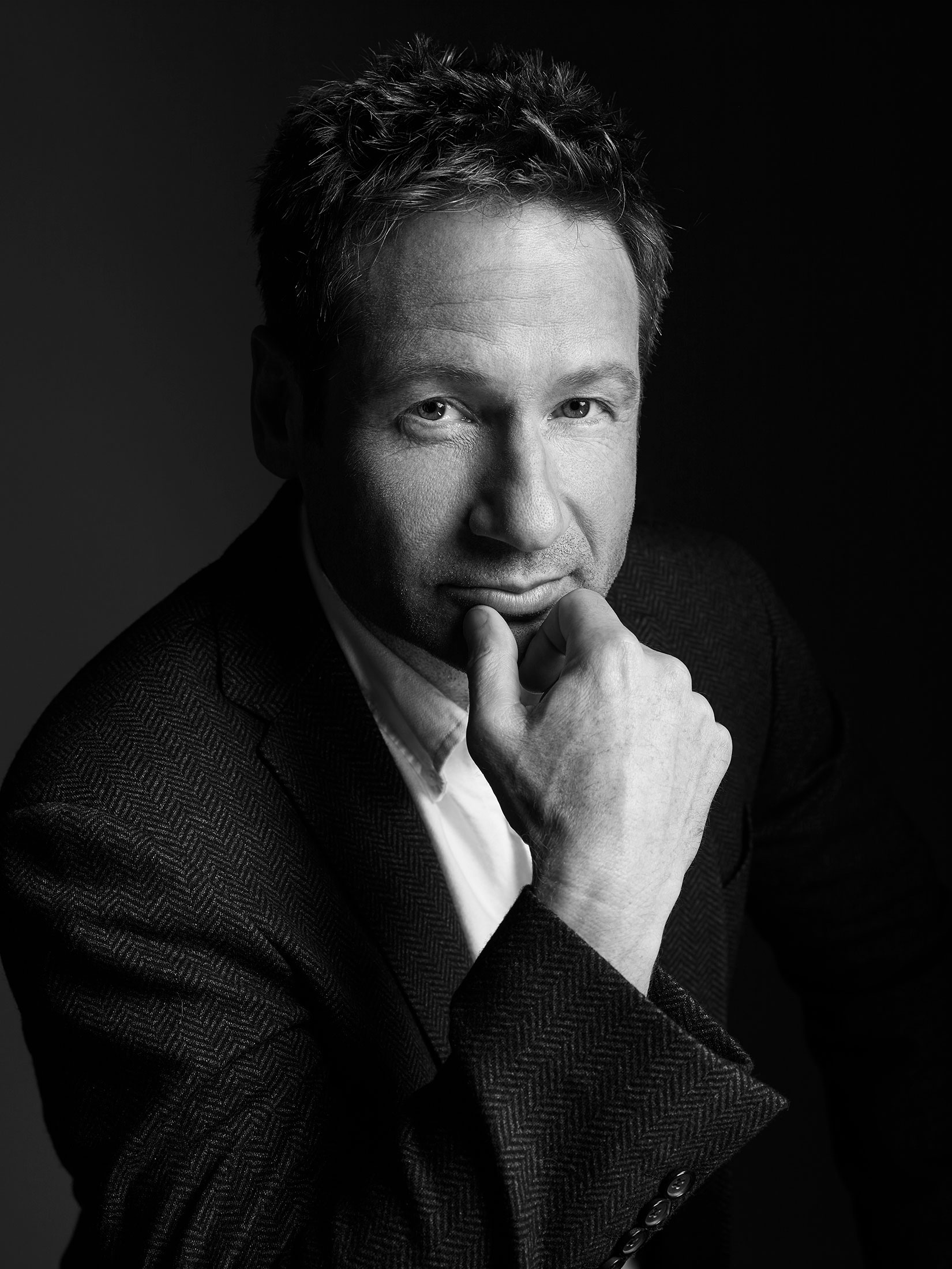 David_Duchovny_by-robert-ascroft