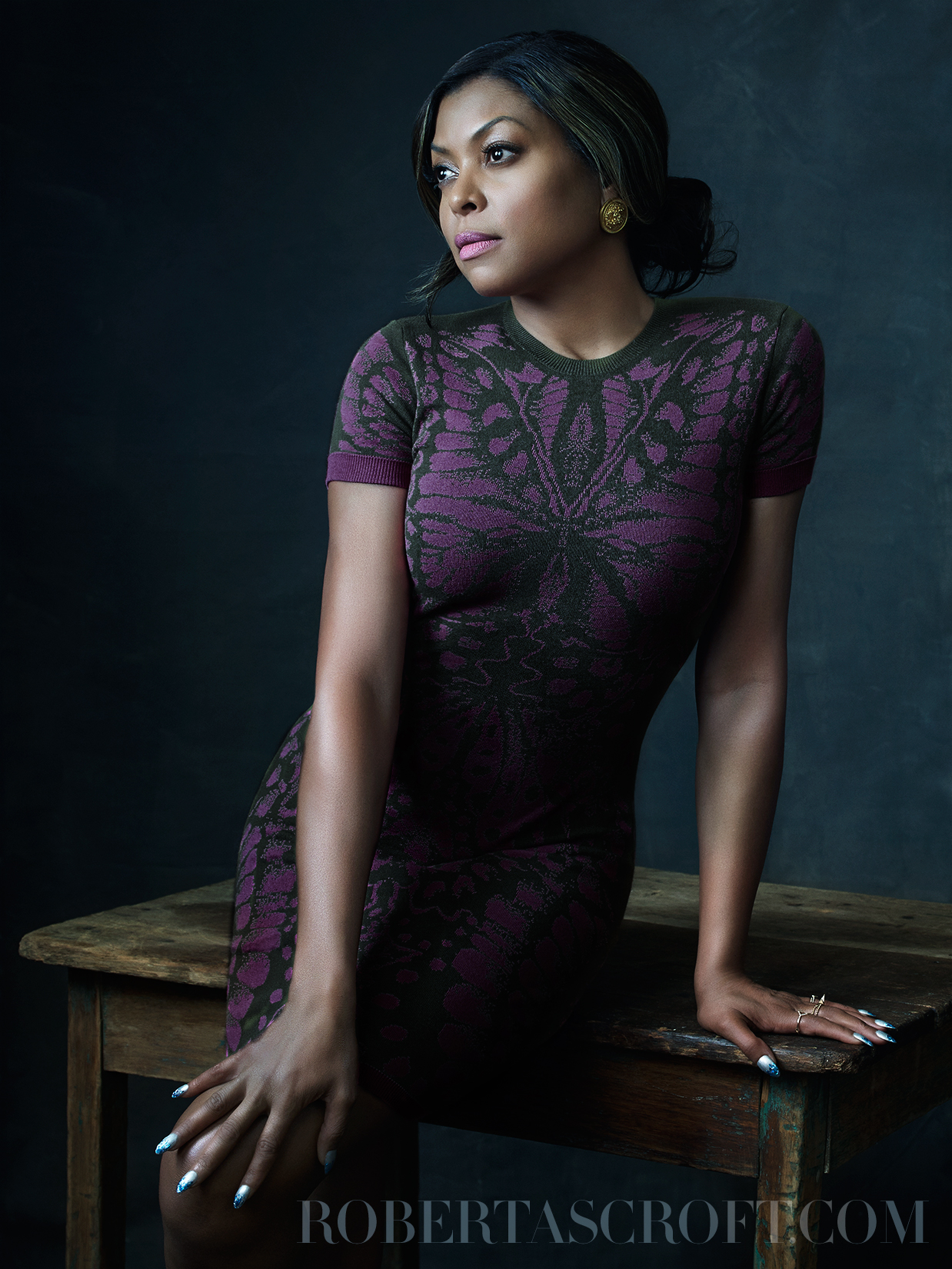 EMPIRE-Taraji-Henson-by-Robert-Ascroft