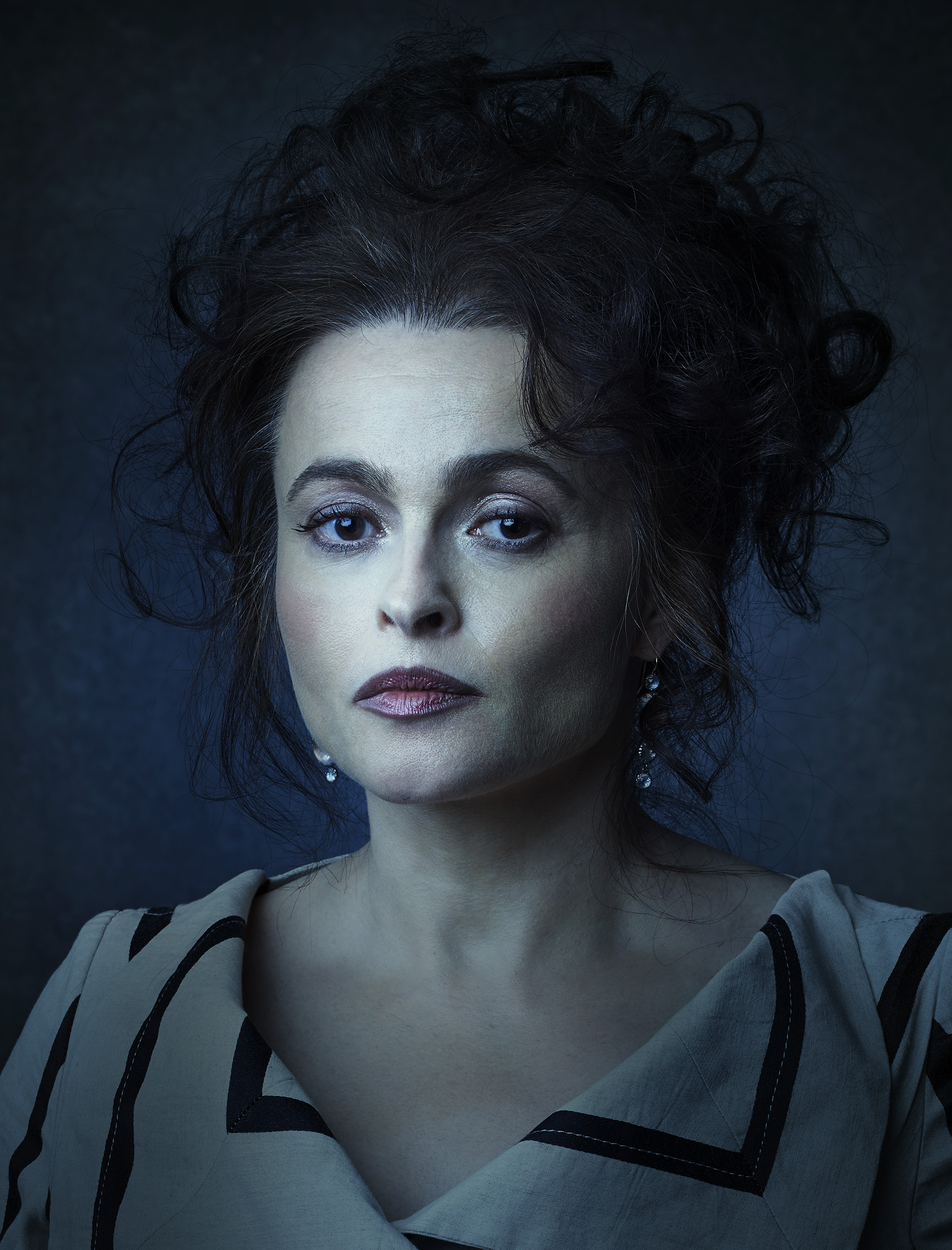 Helena-Bonham-Carter-by-Robert-Ascroft