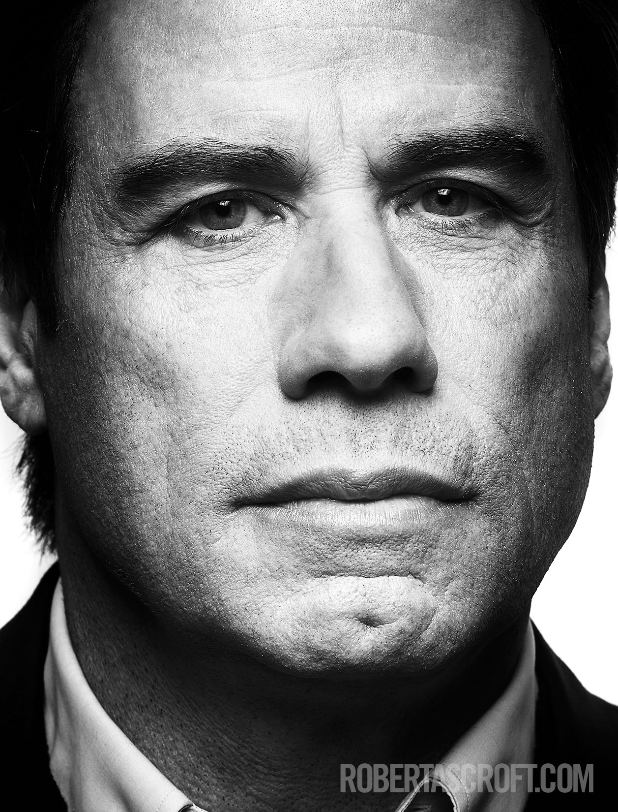 John-Travolta-by-Robert-Ascroft