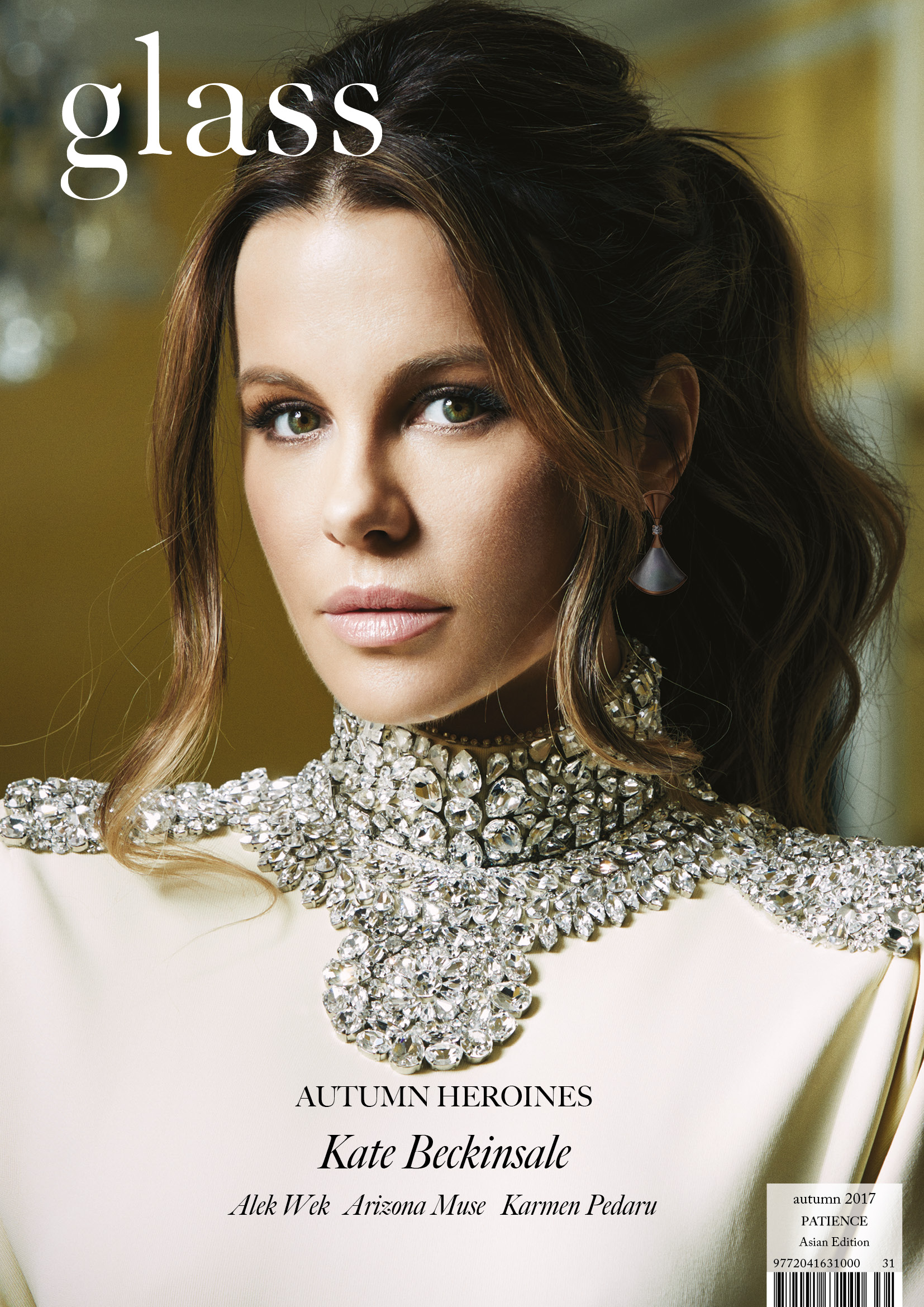 Kate-Beckinsale-Glass-Mag-Cover-by-Robert-Ascroft