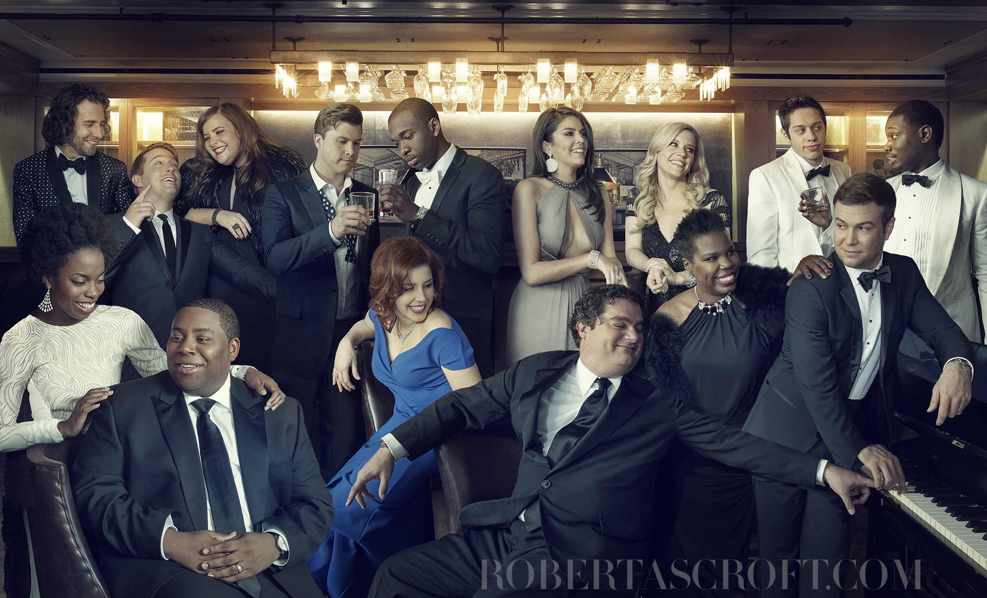 SNL-CAST-BY-ROBERT-ASCROFT